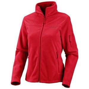 Columbia Women's Fast Trek Full Zip Fleece Jacket